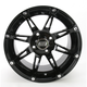 Gloss Black Type 387X Wheel - 0230-0470