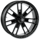 16 in. x 5 in. Slam One-Piece Black Ops Aluminum Wheel for Models w/ABS - 12697612RSLMSMB