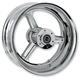 Rear Chrome 18 x 8.5 240 Stocker One-Piece Forged Wheel - 188509350STKC
