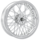 23 in. x 3.5 in. Front Spoked Chrome Custom Wire Wheel for Models w/o ABS - 12026306RSPKCH