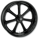 23 in. x 3.5 in. Diesel One-Piece Black Ops Aluminum Wheel for Models w/ ABS - 12047306RDIESMB