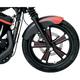 23 in. x 3.5 in. Judge One-Piece Black Ops Aluminum Wheel - 12017306RJUDSMB