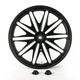 23 in. x 3.5 in. Boss One-Piece Black Ops Aluminum Wheel for Models w/o ABS - 12027306RBSSSMB
