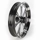 Front Platinum Cut 21 x 3.5 Paramount One-Piece Wheel - 12047106RPARBMP
