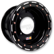 Black 12x7 Ultimate-UT Wheel - UL12072556BLK