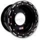 Black 12x7 Ultimate-UT Wheel - UL12074356BLK