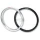 Black Rear LT-X DirtStar Rim - 19X185LTB01K