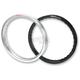 Black Rear LT-X DirtStar Rim - 19X215LTB01K