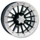 Severe Duty (SD) Series Dual Beadlock 14x7 Aluminum Wheel - 1428533536B