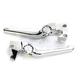 Chrome Anthem Brake/Clutch Lever Set - 12-00653-20