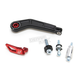 Red Left D-Axis Lever Guard - DXL2-RD