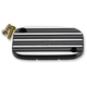 Black Anodized Finned Clutch Master Cylinder Cover - 08-005B
