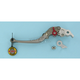 Folding Roll-A-Click Clutch Lever - RB-522-F