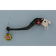 Folding Roll-A-Click Clutch Lever - AN-612-F-B