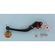 Folding Roll-A-Click Clutch Lever - RB-522F-B