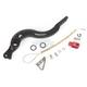 Rear Brake Pedal Lever Kit with Titanium Brake Tip - 02-0107-22-81