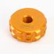 Gold Lever Barrel Adjusters for GP Folding Adjustable Levers - 00-01698-23