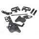D-Axis Rearset - DRP-509-BK