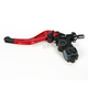 SC2 Red Shorty Length Clutch/Perch Lever - SC2-100-H-R