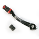 Red Rubber Tip Shift Lever - 01-0109-01-10