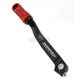 Red Wide Shift Lever - 01-0456-02-10