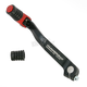 Red Rubber Tip Shift Lever - 01-0456-03-10
