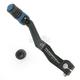 Blue Rubber Tip Shift Lever - 01-0223-03-20
