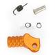 Orange +10mm Knurled Shift Tip - 01-0000-06-40