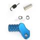 Blue +20mm Knurled Shift Tip - 01-0000-10-20