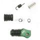 Green +5mm Rubber Shift Tip - 01-0000-05-30