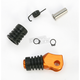 Orange +5mm Rubber Shift Tip - 01-0000-05-40