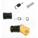 Gold +10mm Rubber Shift Tip - 01-0000-07-50