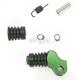 Green +15mm Rubber Shift Tip - 01-0000-09-30