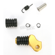 Gold +15mm Rubber Shift Tip - 01-0000-09-50