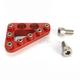 Red Standard Aluminum Tip - BTSRE
