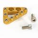 Gold Standard Aluminum Tip - 02-0000-21-50