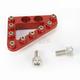 Red Large Aluminum Tip - BTLRE