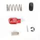 Red Rear Brake Spring Return Kit-RMPROSKBCRE - 22-0450-00-10