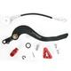Brake Pedal w/Red Tip - 1610-0336