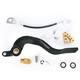 Brake Pedal w/Gold Tip - 1610-0345