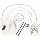 Braided Stainless Steel Cable/Line Kit - B30-1050