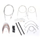 Braided Stainless Steel Cable/Line Kit - B30-1085