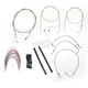 Braided Stainless Steel Cable/Line Kit - B30-1087