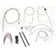 Braided Stainless Steel Cable/Line Kit - B30-1088