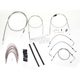 Braided Stainless Steel Cable/Line Kit - B30-1089
