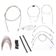 Braided Stainless Steel Cable/Line Kit - B30-1090