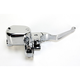 Chrome Replacement ABS Master Cylinder For Drag Specialties Handlebar Control Kit - 0610-0805