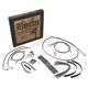 15 in. Handlebar Installation Kit wNon-ABS - B30-1105