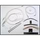 Custom Sterling Chromite II Designer Series Handlebar Installation Kit for Use w/15 in. - 17 in. Ape Hangers (Non-ABS) - 387112