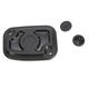 Black Ops Cafe Clutch Master Cylinder Cover - 0208-2116-SMB